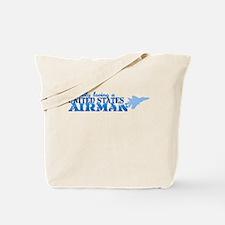 Proudly Loving Tote Bag