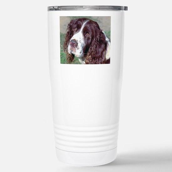 Spaniel Stainless Steel Travel Mug