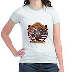 America's Dog Jr. Ringer T-Shirt