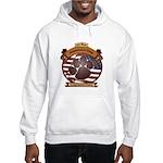 America's Dog Hooded Sweatshirt
