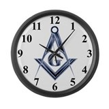 Masonic Giant Clocks