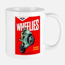 WHEELIES Small Small Mug