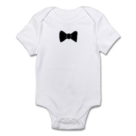 Bow Tie Infant Bodysuit