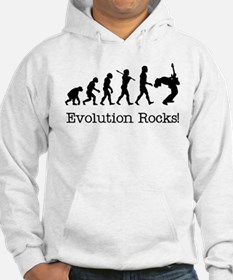 Evolution Rocks Jumper Hoody