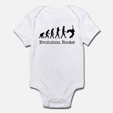 Evolution Rocks Infant Bodysuit
