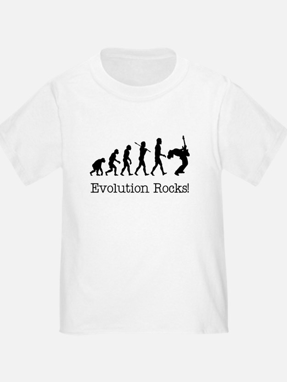 Evolution Rocks T