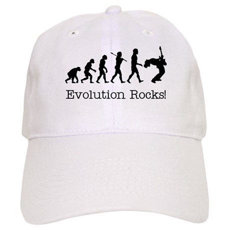 Evolution Rocks Cap