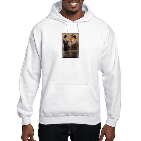 Grizzled Hooded Sweatshirt