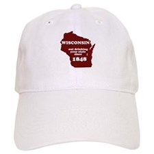 Wisconsin Outdrinking Your St Baseball Baseball Cap