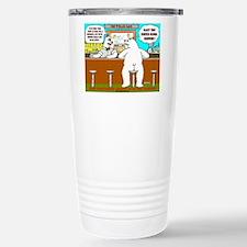 AT THE POLAR BAR Travel Mug
