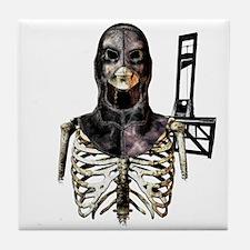 Executioner Tile Coaster