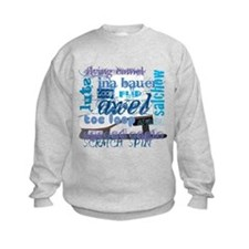 Language of Skating Sweatshirt
