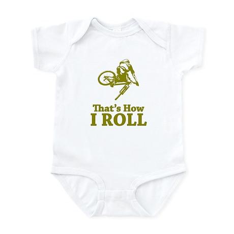 Biker Infant Bodysuit
