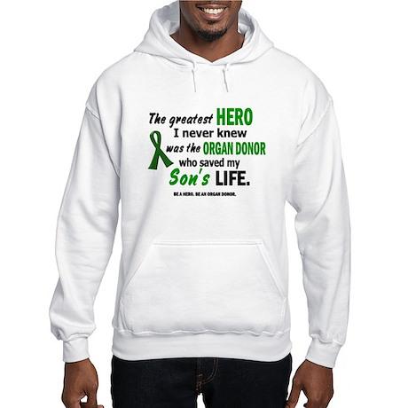 Hero I Never Knew 1 (Son) Hooded Sweatshirt