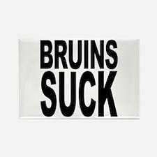 Bruins Suck Rectangle Magnet