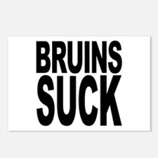 Bruins Suck Postcards (Package of 8)