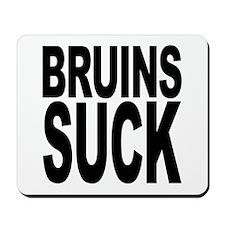 Bruins Suck Mousepad