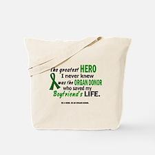Hero I Never Knew 1 (Boyfriend) Tote Bag