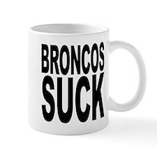 Broncos Suck Mug