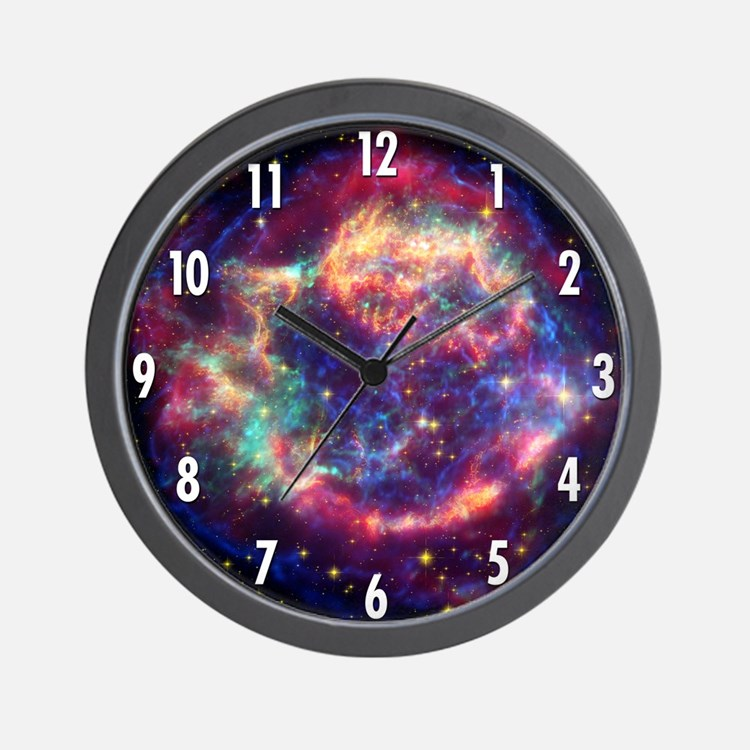 Cassiopeia (#s) Wall Clock