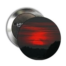 "Niagara River Sunset 2.25"" Button"