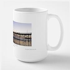 Ventura Pier Large Mug