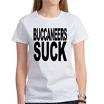 Buccaneers Suck Women's T-Shirt