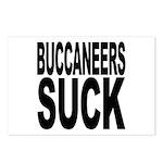 Buccaneers Suck Postcards (Package of 8)