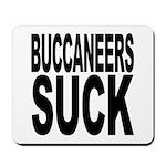 Buccaneers Suck Mousepad
