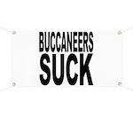 Buccaneers Suck Banner