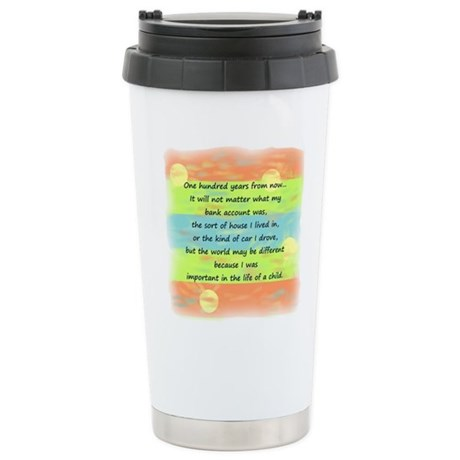 100 Years Stainless Steel Travel Mug
