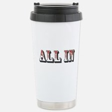 All In Stainless Steel Travel Mug