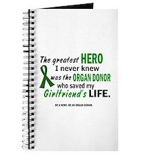 Hero I Never Knew 1 (Girlfriend) Journal