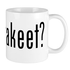 got parakeet? Mug