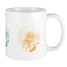 Oriental-style Rose Mug