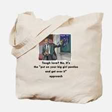 Get Over It! Tote Bag