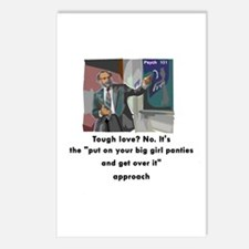 Get Over It! Postcards (Package of 8)