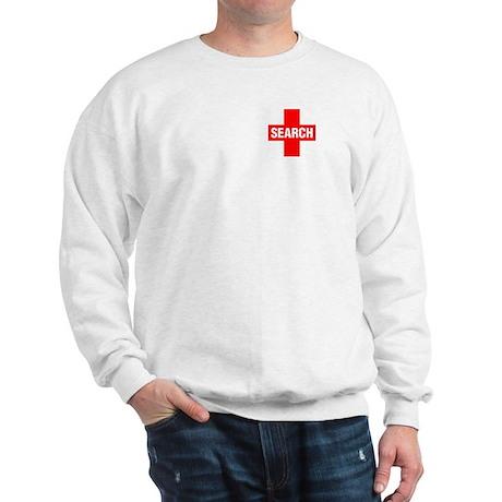 Adult K-9 Training Sweatshirt Search & Rescue