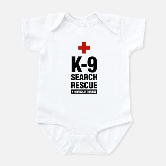 Infant K-9 Handler Trainee Creeper