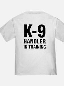 Toddler K-9 Trainee T-Shirt