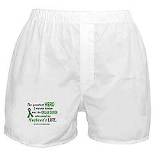 Hero I Never Knew 1 (Husband) Boxer Shorts