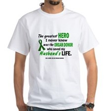 Hero I Never Knew 1 (Husband) Shirt