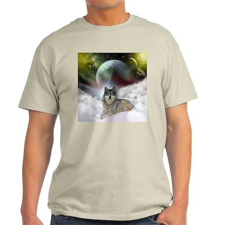 Fantasy Wolf Light T-Shirt