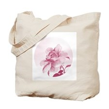 Oriental-style Rose Tote Bag