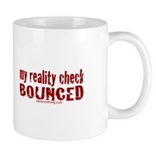 Reality Check Bounced Mug