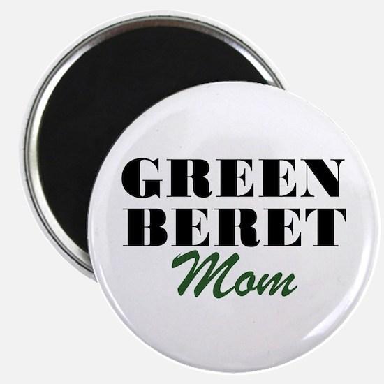 Green Beret Mom Magnet