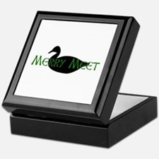 Merry Meet Spirit Duck Keepsake Box
