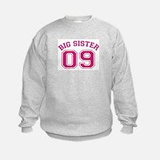 Big Sister 2009 Sweatshirt