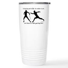 Get Hurt Travel Mug