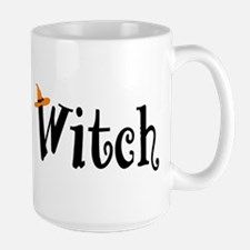 Witch (Orange Hat) Mug